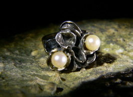 Anat Queen Demon Mistress Of Spirits Vintage Designer Ring Izida Haunted No Jinn - $399.00
