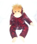 """Ty SCHWEETHEART The Monkey Large Beanie Buddy from 1999 18"""" - $65.00"""