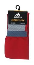 ADIDAS Climalite Traxion Premier OTC Socks sz M Medium (5-8.5) Red - $19.99