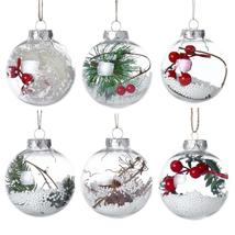 Tree Drop Ornaments Xmas Pendant Hanging Ball Christmas Decorations For ... - $0.76+