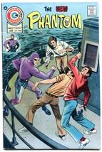 The Phantom #63 1975-CHARLTON COMICS-WILD Cover Fn - $25.22