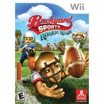 Backyard Sports Football: Rookie Rush - Nintendo Wii - $46.93
