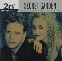 THE BEST OF SECRET GARDEN - THE MILLENNIUM COLLECTION
