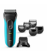 Braun Shave & Style 3010BT 3-in-1 Men's Wet & Dry Electric Shaver NEW - $79.09