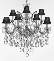 Maria Theresa Chandelier Lights Fixture Pendant Ceiling Lamp Dressed with Large, - $565.71