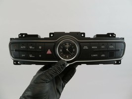 #7095R Kia Cadenza 14 15 16 Oem Dash Temp Ac Heat Air Climate Control Switch - $70.00