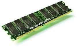 Kingston KVR133X64C3/512 512MB 133MHz Non-ECC CL3 Dimm Value Ram Memory - $19.47