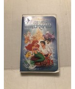 The Little Mermaid (VHS, 1990), Rare, Banned Gold Penis Cover Black Diamond - $11.88