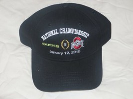 NCAA OSU Ohio State Buckeyes 2015 National Champions Hat Baseball Cap NWT!     - $9.89