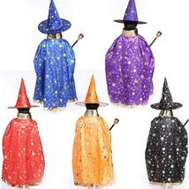 Capes With Hat For Kids Birthday Party Halloween Costumes  - Birthday Party - $4.63