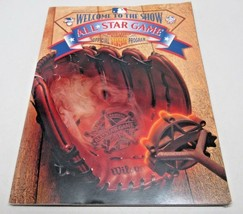 Welcome to the Show All Star Baseball Game Official 1995 Program - $8.89