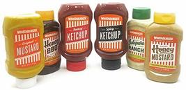 Whataburger Ultimate Variety Sauce and Condiment Pack - Ketchup, Mustard... - $46.31