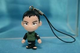 Bandai Naruto Shippuuden Swing Figure Strap Shikamaru Nara - $13.99