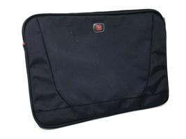 "SWISSGEAR Laptop Soft Case Bag Black Nylon 15"" - $16.99"