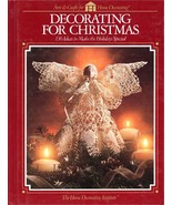 The Home Decorating Institute Hardcover Book Decorating for Christmas 1992 - $4.99