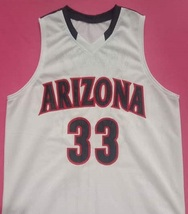 Grant Jerrett Arizona Wildcats White College Jersey Any Size Free Wwjd Bracelet - $29.99