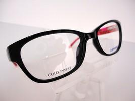 NEW Converse All Star Q035 UF  Black 52 x 16 135 mm Eyeglass Frames - $58.02