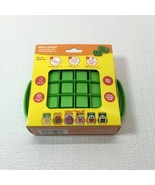 FUNBITES SHAPED FOOD CUTTER, SQUARED, BITE SIZED, 18+ MONTHS, GREEN - $2.97