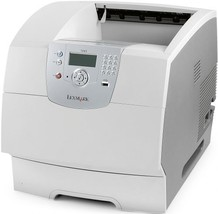 Lexmark T642N Workgroup Laser Printer T642 - Refurbished - $280.61