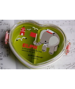 Japanese Heart Shaped Bento Lunch Box (ELPH) - $10.98