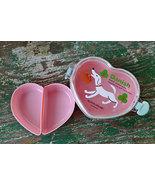 Japanese Heart Shaped Bento Lunch Box (Danish) - $10.98