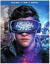 Ready Player One [Blu-ray+DVD+Digital, 2018]