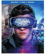 Ready Player One [Blu-ray+DVD+Digital, 2018] - $12.95