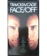 Vhs-Face Off-Movie - $4.50