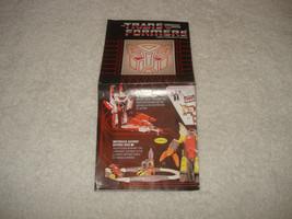 Vintage 1984 G1 Transformers Robot Advertisement booklet manual Pamphlet... - $19.79