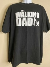 Delta Pro Weight Men Size XL Black Parody T Shirt Walking Dad A&E Walkin... - €10,99 EUR
