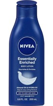 Nivea Essentially Enriched Body Lotion Dry to Very Dry Skin 6.8 fl oz - $4.49