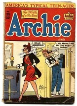 Archie Comics #25-1947 Golden-Age Comic-Spicy Cover - $212.19