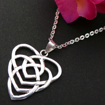 Celtic Motherhood Knot Jewelry Necklace - $55.00