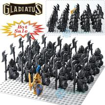 21pcs/set The Lord of the Rings Sauron's army the Dark Army Lego Minifigures Toy - $35.99