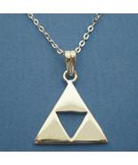 Legend of Zelda Triforce Necklace - $29.00