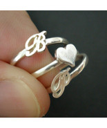 Personalized Initial Stacking Ring - $59.00