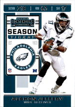 Alshon Jeffery 2019 Panini Contenders Card #59 - $0.99