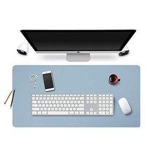 BUBM Desk Pad Protecter,Ultra Thin Waterproof PU Leather Desk Mat Blotte... - €19,20 EUR