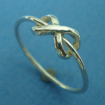 Silver Dainty Infinity Ring - Etsy Jewelry image 2