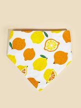 Fruit Print Pet Bandana, Dog bandanas, Cat bandanas, Pet gifts, Pet birthday - $10.60