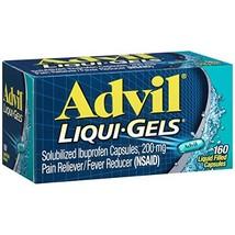 Advil Liqui-Gels Pain Reliever / Fever Reducer Liquid Filled Capsule - $24.71