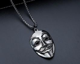 clown mask-style fashion personality Pendant - $9.00