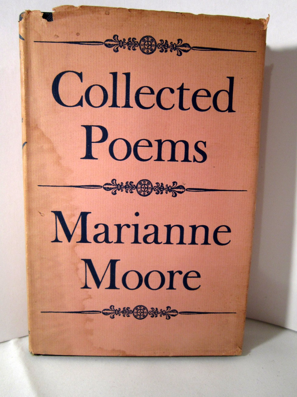 Collected Poems 1952 Marianne Moore, her 1930s and 1940s Poetry