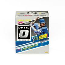 2019 Panini Donruss Optic Baseball Mega Box - $56.97