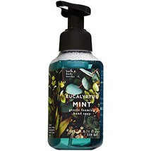 Bath and Body Works EUCALYPTUS MINT Gentle Foaming Hand Soap 8.75 Fluid ... - $15.85