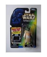 Star Wars POTF Ishi Tib action figure with Freeze Frame Action Slide - $7.99