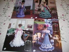 Annie's Calendar Bed Doll Society 1995~January--December~13 designs - $32.99