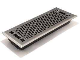 Accord AMFRSNMA412 Manhattan Floor Register, 4-Inch x 12-InchDuct Openin... - $20.10