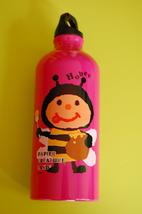 Aluminium Water Bottle ~ Papier (Pink) - $14.98