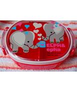 Japanese Lunch Bento Box ~ Elph's Circus (ELPH&epha) - $12.49